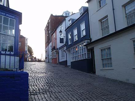Street Scene, Lymington