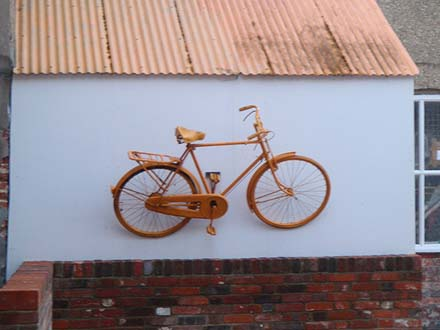 Yellow Bicycle, Lymington