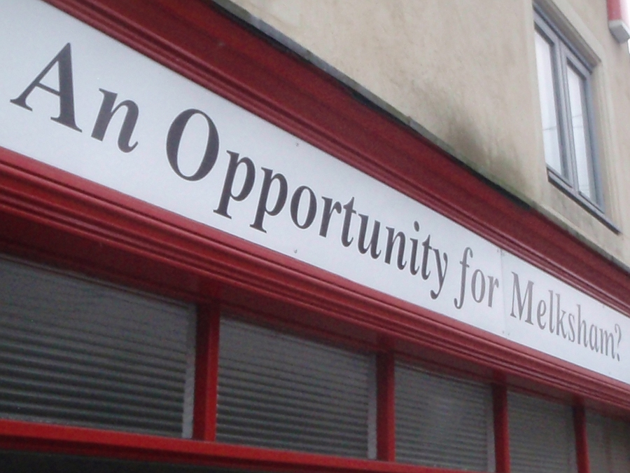 Opportunity for Melksham - January