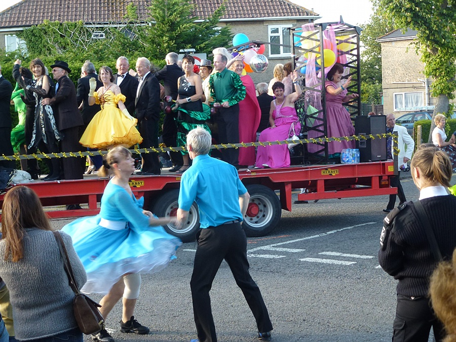 Melksham Carnival and Party in the park - July