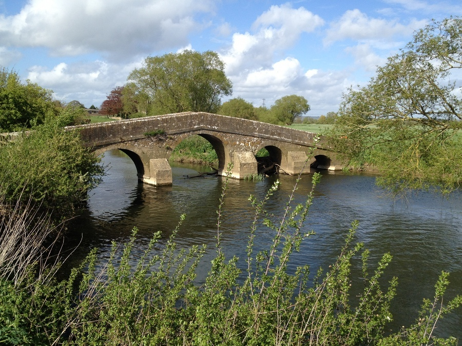 Pack Horse Bridge, Melksham