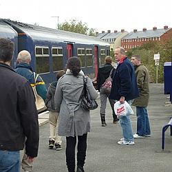 Melksham Railway Station
