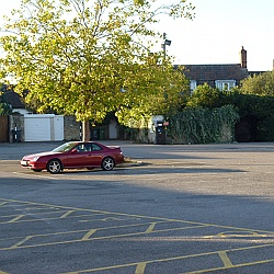 Church Street (central) car park