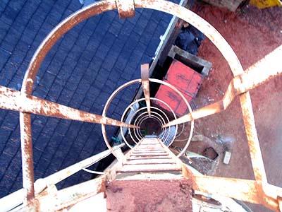 Sand Tower Ladder