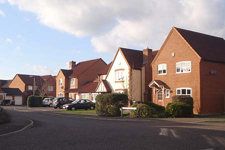 Modern Housing in Melksham