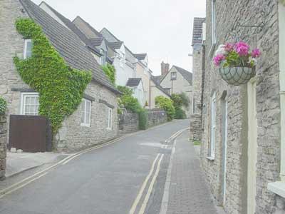 Malmesbury - Back Street