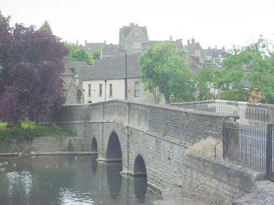 Malmesbury - Avon Bridge