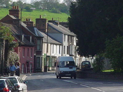 Marlborough is set amongst the Wiltshire downs