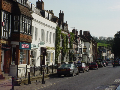 A few of Marlborough's ancient buildings