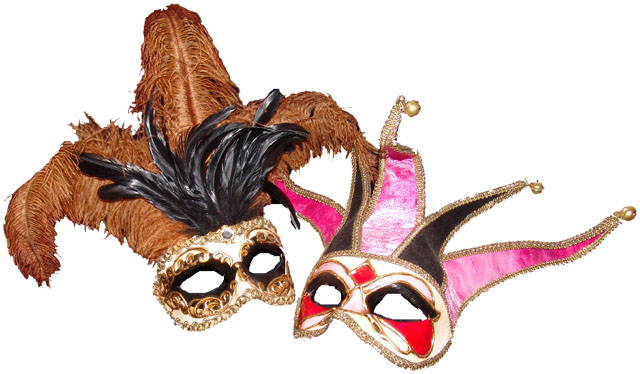 Masks for the Cancer Ball