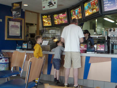 Mcdonalds in Melksham