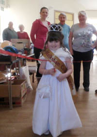 Carnival Princess opens jumble sale