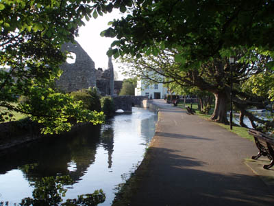 The Leat, Christchurch