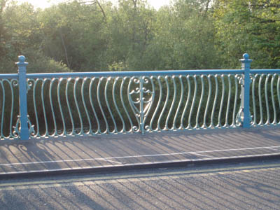 Tuckton Bridge - Railings