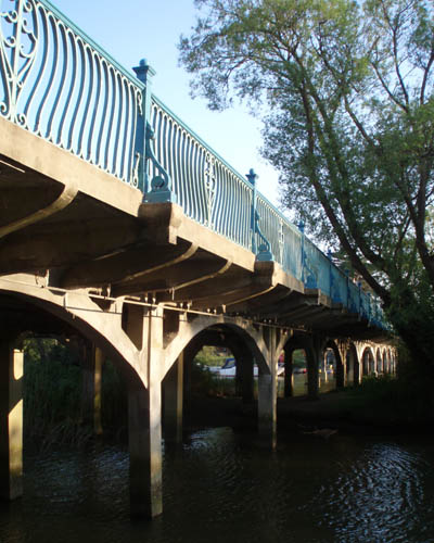 Tuckton Bridge - Structure