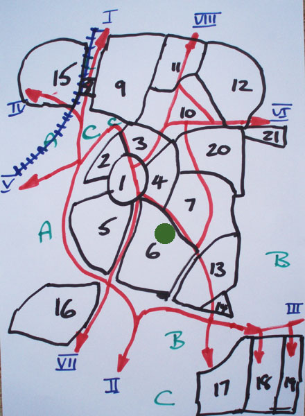 Residential Areas of Melksham