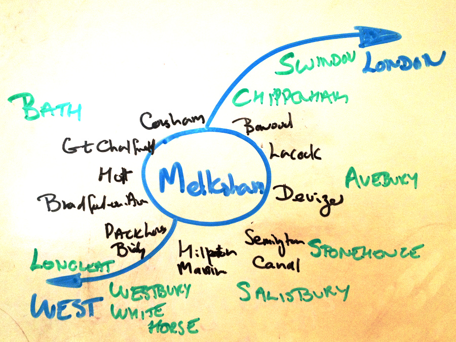 What to see and do in and near Melksham