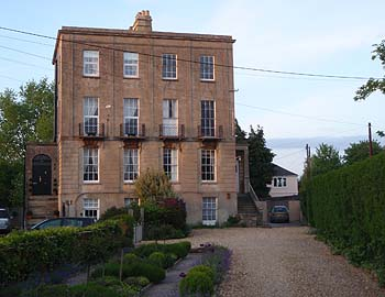 Melksham Spa Houses