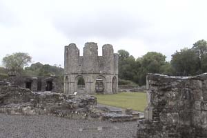 Mellifont Abbey, Ireland