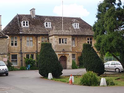 Melksham House
