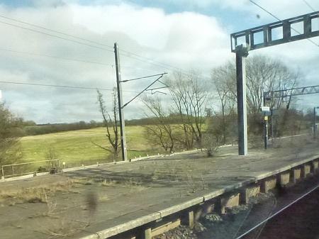 Norton Bridge Station