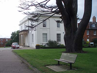 Walton Hall, the Open University