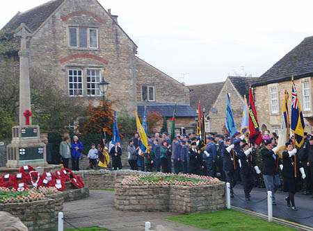 Melksham Remembers - 2009