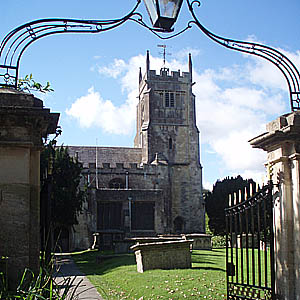 Melksham Parish Church
