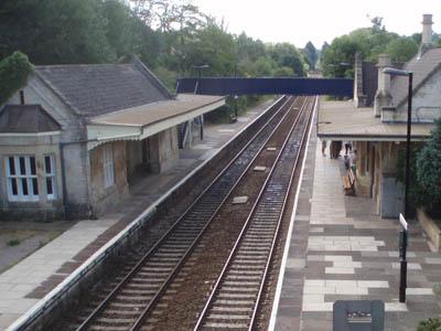 Bradford-on-Avon Station