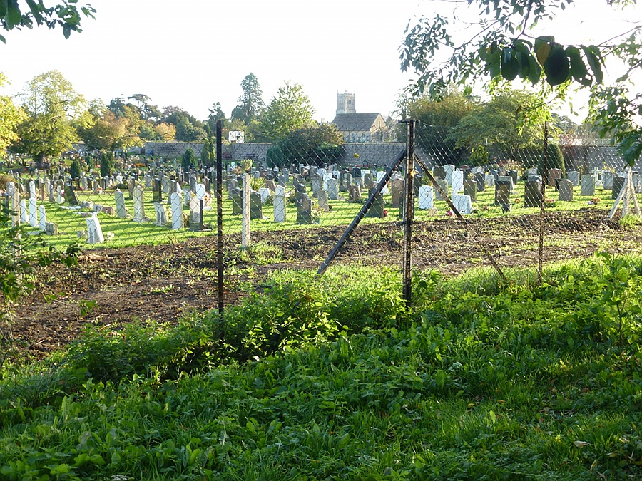 Melksham Cemetry