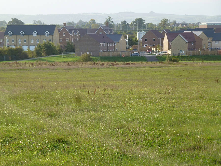 New housing in Melksham