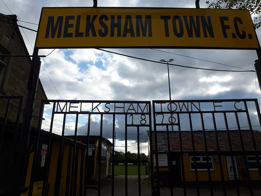 Melksham Town, 1876