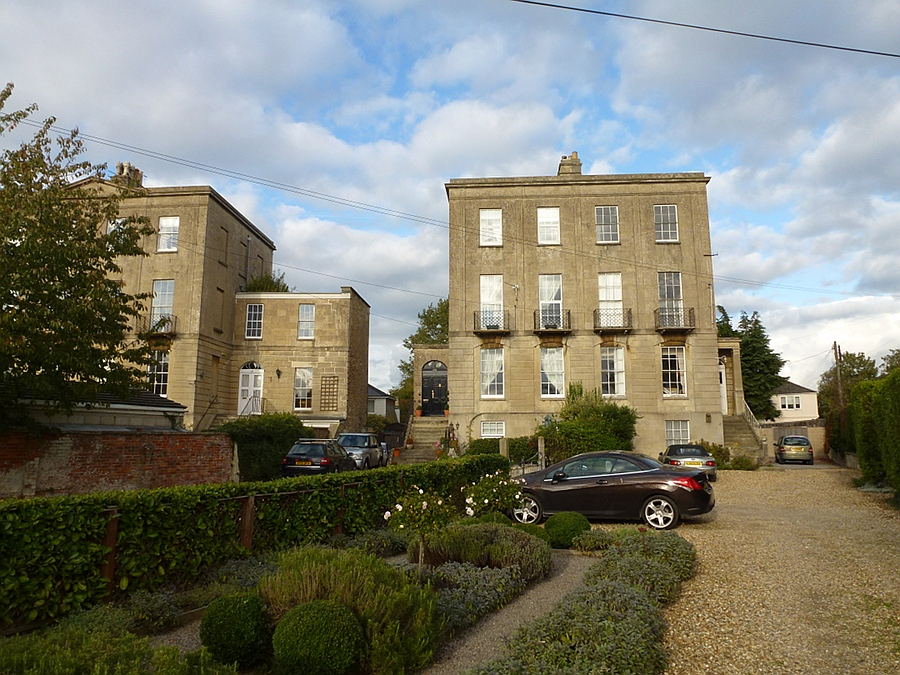 Spa Houses, Melksham