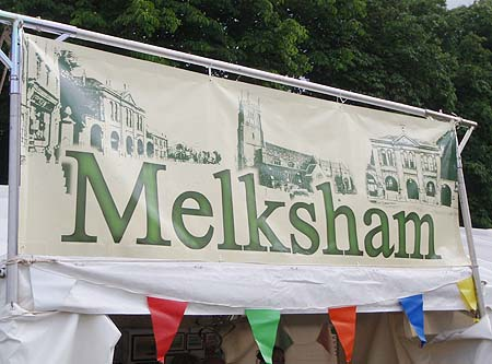 Melksham Tent, West Wilts Show