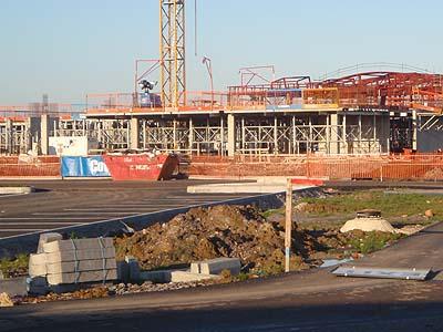 Under Construction, December 2008