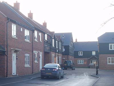 Mallory Close - a recent development