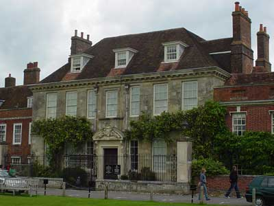 Mompesson house, Cathedral close, Salisbury