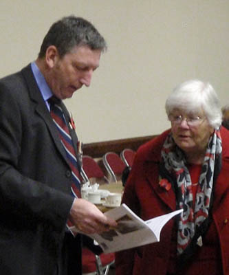 Martyn Gibson - Author of Melksham Roll of Honour