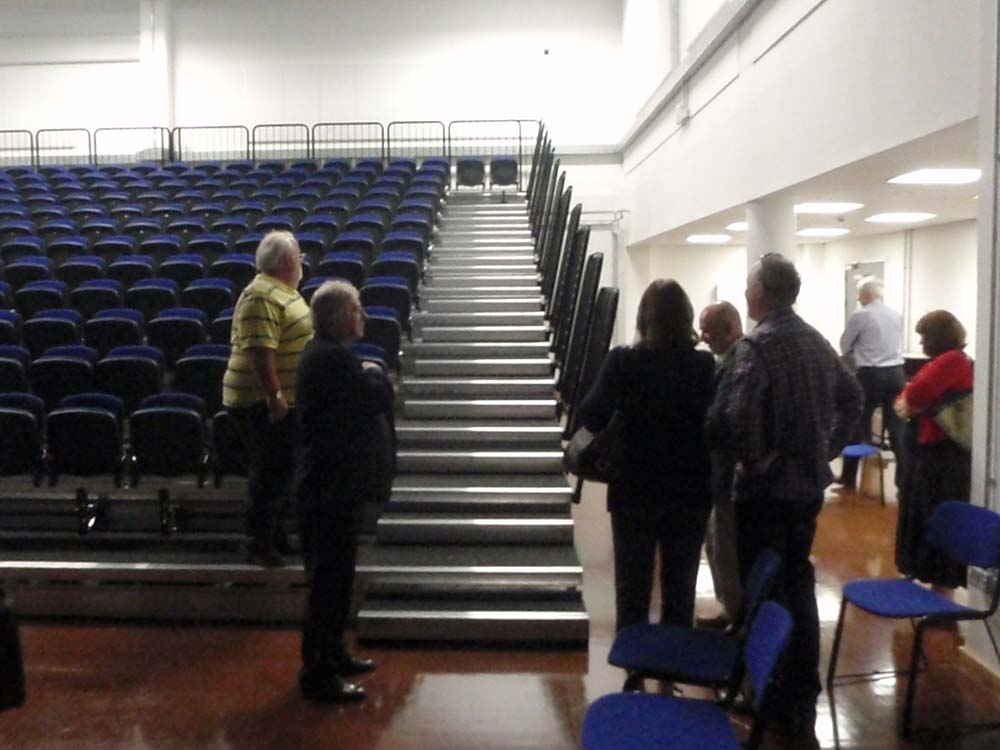 Assembly room / main lecture theatre
