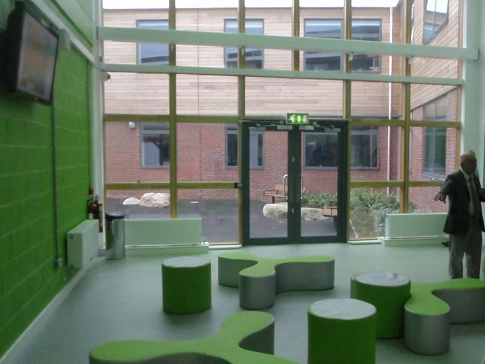 Hallway - Melksham Community School