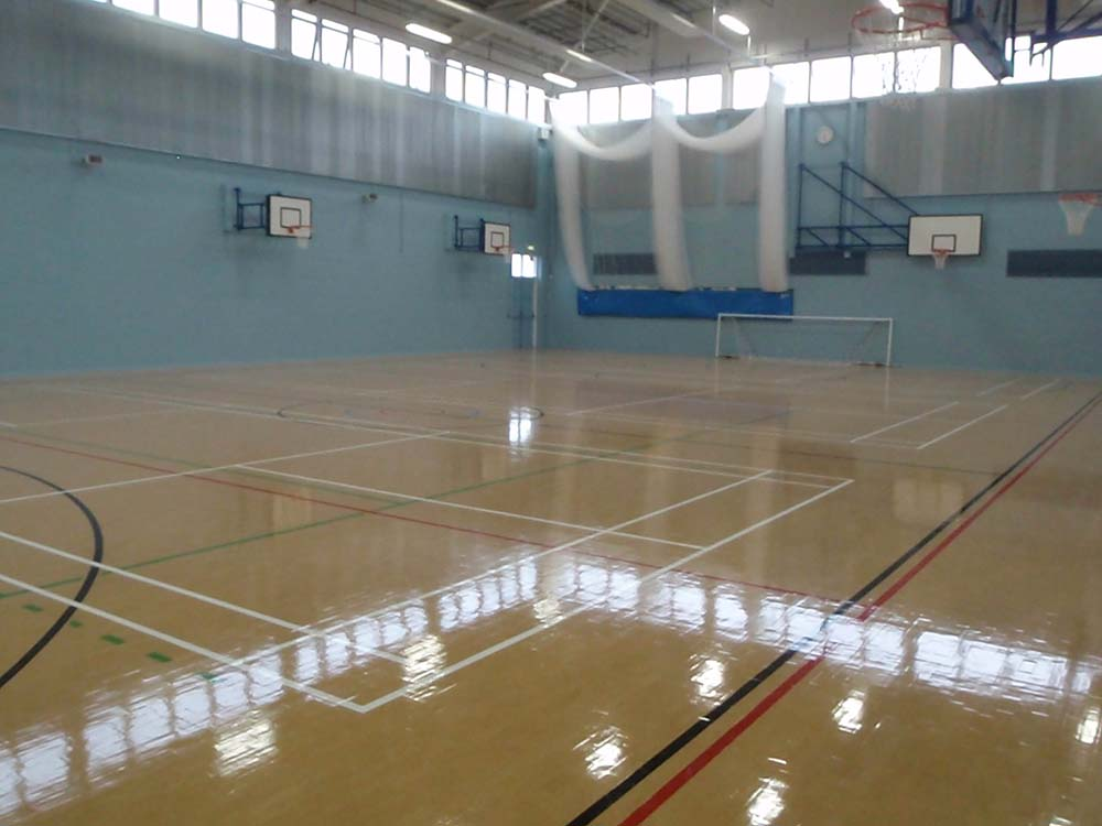 Melksham Oak  - Sports Hall