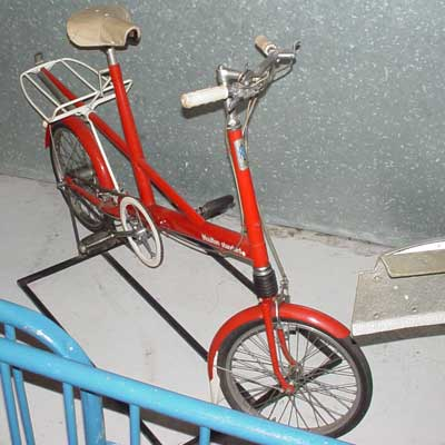 The Moulton Bicycle
