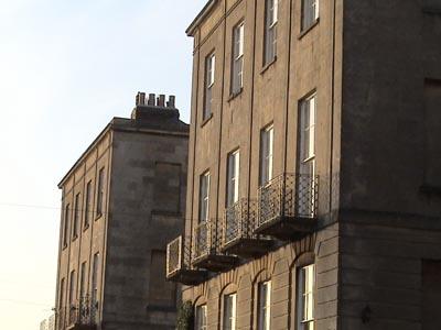 Melksham's Spa Houses
