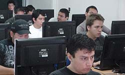 Trainees learning Lua Programming
