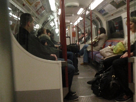 Bakerloo line, Paddington to Oxford Circus