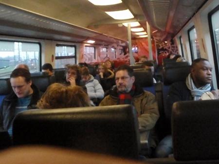 Rotterdam to Utrecht