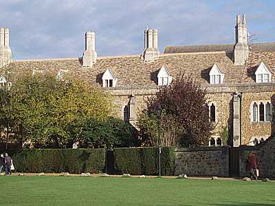 Almshouses, Ely