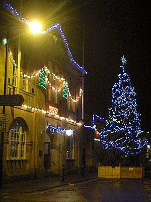 Melksham Christmas Lights