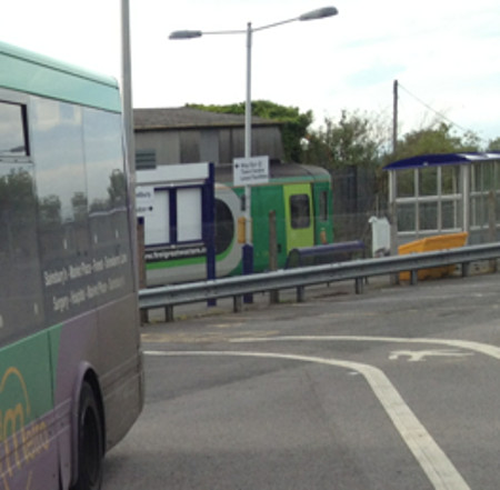 Melksham - Rail Link Bus and Train