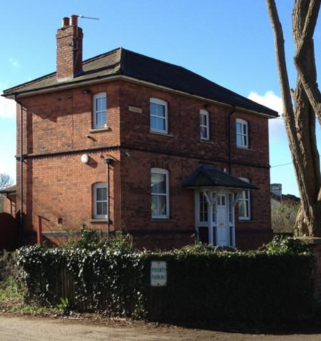 Station Masters House, Westbury